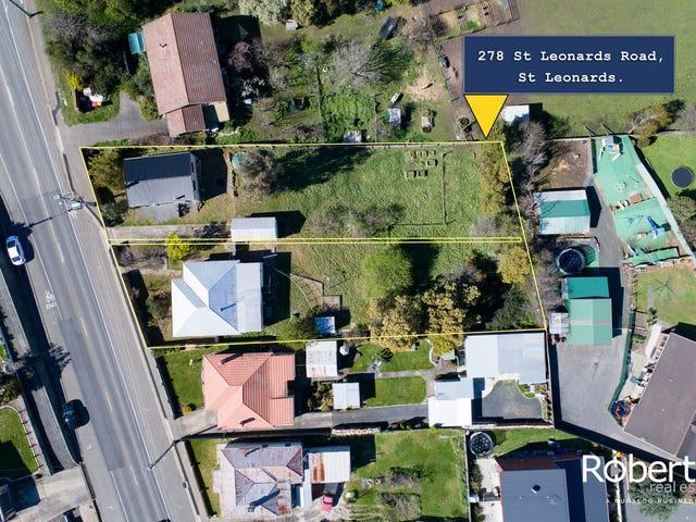 278 St Leonards Road, St Leonards, Tas 7250