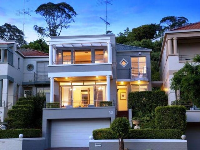 45 St Malo Avenue, Hunters Hill, NSW 2110