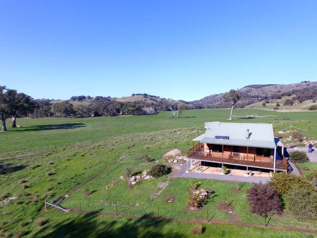 273 Harrys Creek Rd, Violet Town, Vic 3669
