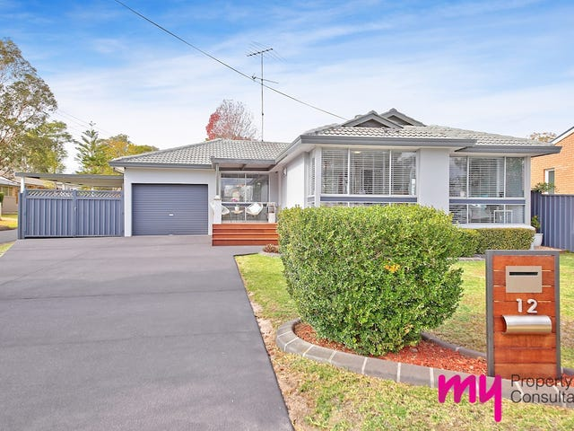 12 McCrae Drive, Camden South, NSW 2570