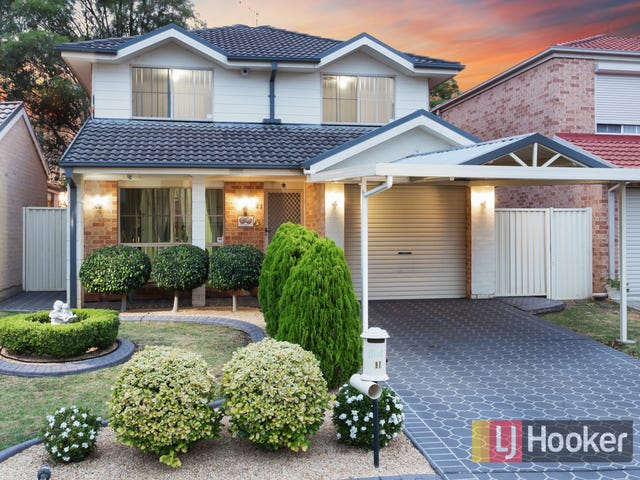 81 Manorhouse Boulevard, Quakers Hill, NSW 2763
