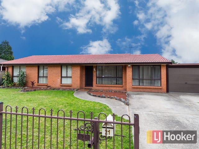 21 Odelia Crescent, Plumpton, NSW 2761