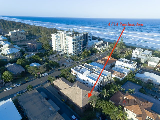 4/14 Peerless Avenue, Mermaid Beach, Qld 4218