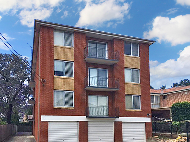 2/25 Western Crescent, Gladesville, NSW 2111