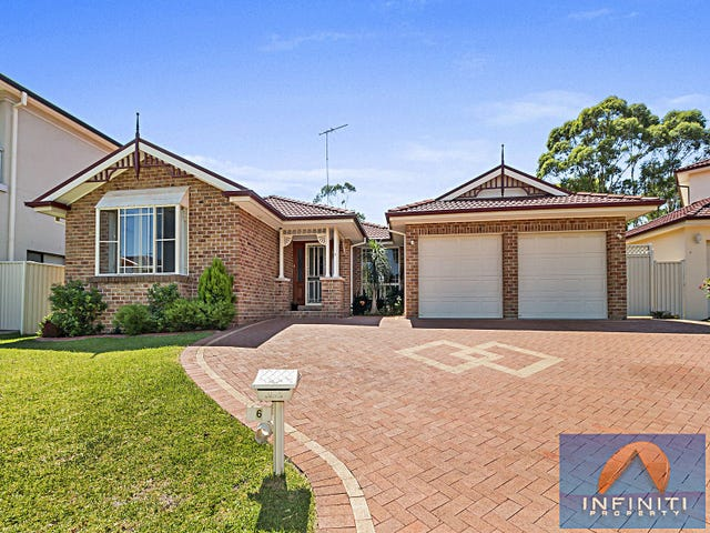 6 Cottrell Place, Fairfield West, NSW 2165