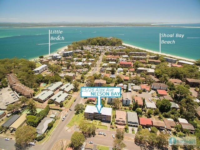 15/26 Ajax Ave, Nelson Bay, NSW 2315