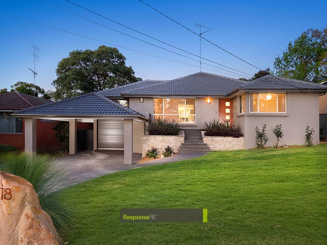 18 Manor Place, Baulkham Hills, NSW 2153