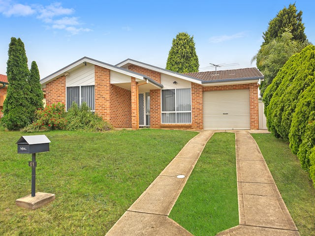 61 Carbasse Crescent, St Helens Park, NSW 2560
