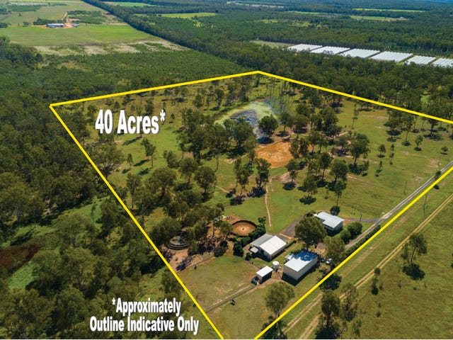 11 Balaam Hill Road, Spring Creek, Qld 4343