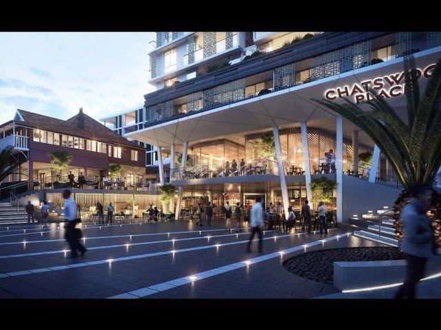 606/19 Oscar Street, Chatswood, NSW 2067