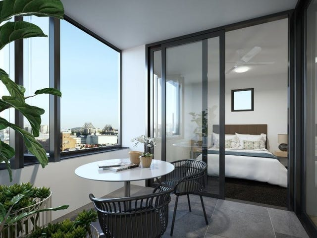 305/398 St Pauls Terrace (Baxter St Apartment), Fortitude Valley, Qld 4006