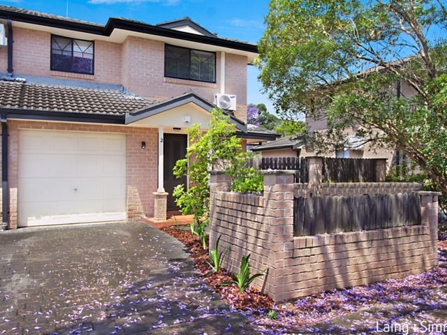 2/82 Hampden Rd, South Wentworthville, NSW 2145