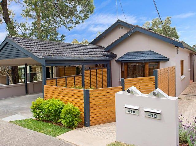 41a Waters Road, Naremburn, NSW 2065