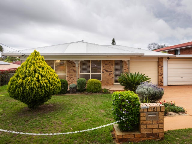 6 Diane Ct, Centenary Heights, Qld 4350
