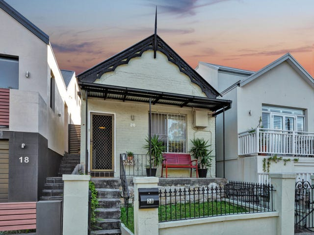 20 Hubert Street, Leichhardt, NSW 2040