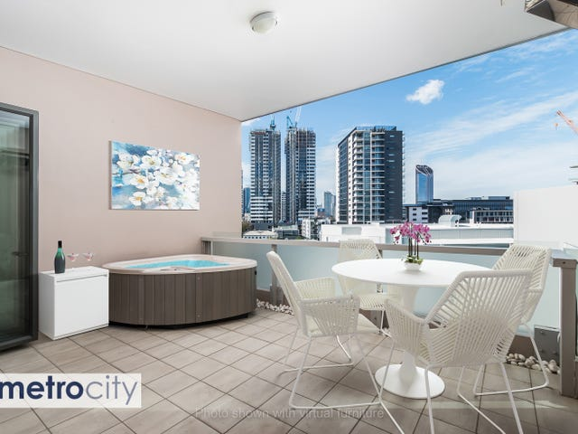 56/46 Boundary Street, South Brisbane, Qld 4101