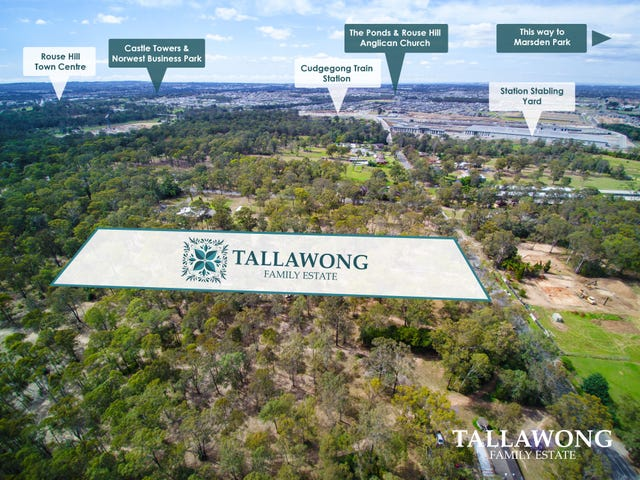 Lot 1, 114 Tallawong Road, Rouse Hill, NSW 2155