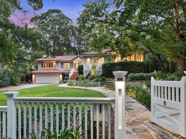6 Koora Avenue, Wahroonga, NSW 2076