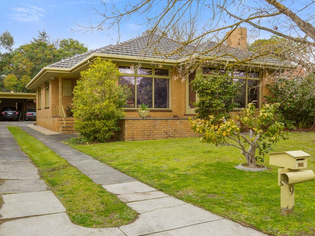 9 Jackson Street, Forest Hill, Vic 3131