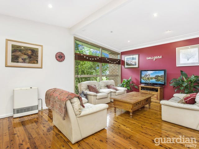 12 Dobson Crescent, Baulkham Hills, NSW 2153