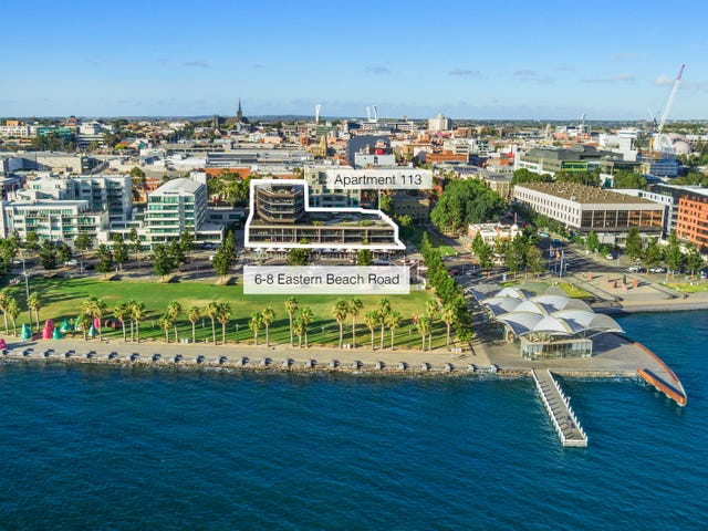 113/6-8 Eastern Beach Road, Geelong, Vic 3220
