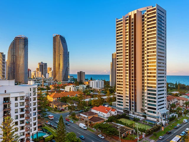 1403/22 SURF PARADE, Broadbeach, Qld 4218