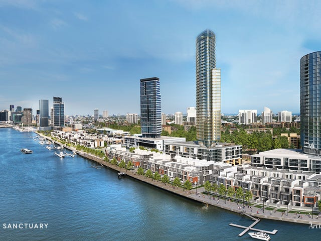 81 South Wharf Drive, Docklands, Vic 3008
