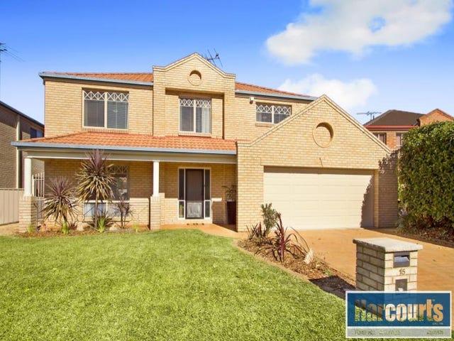 15 Betts Street, Kellyville Ridge, NSW 2155