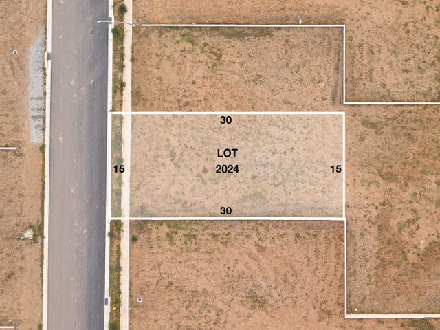Lot 2024, Stage 2 Emerald Hills, Leppington, NSW 2179