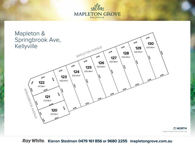 18 Barry Road (Mapleton & Springbrook Avenue), Kellyville, NSW 2155