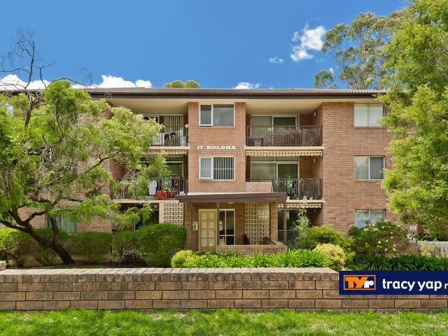 11/17 Doomben Avenue, Eastwood, NSW 2122