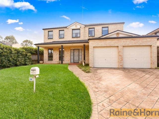 16 O'Reilly Way, Rouse Hill, NSW 2155