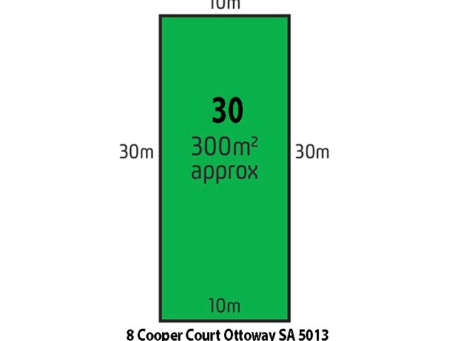 Lot 30/8 Cooper Court, Ottoway, SA 5013