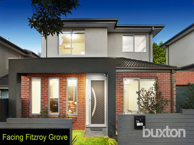78a Railway (Facing Fitzroy Grove) Parade, Chadstone, Vic 3148