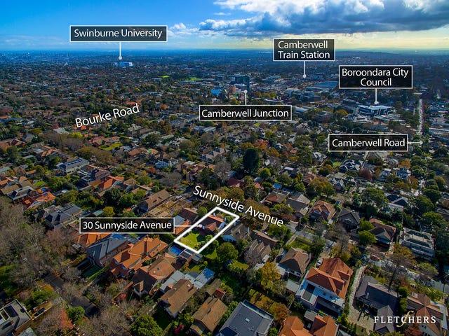 30 Sunnyside Avenue, Camberwell, Vic 3124