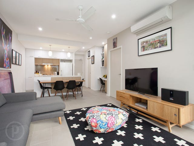 25/166 Sydney Street, New Farm, Qld 4005