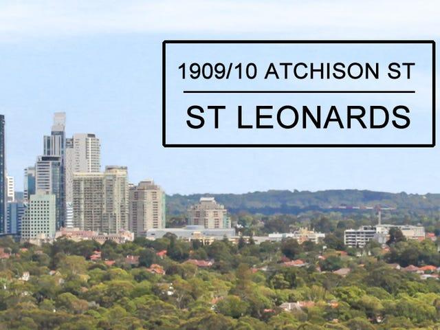 1909/10 Atchison Street, St Leonards, NSW 2065