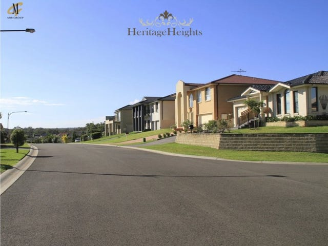 Heritage Heights Circuit, St Helens Park, NSW 2560