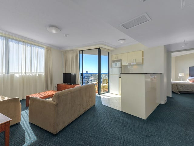 2504/570 Queen Street, Brisbane City, Qld 4000