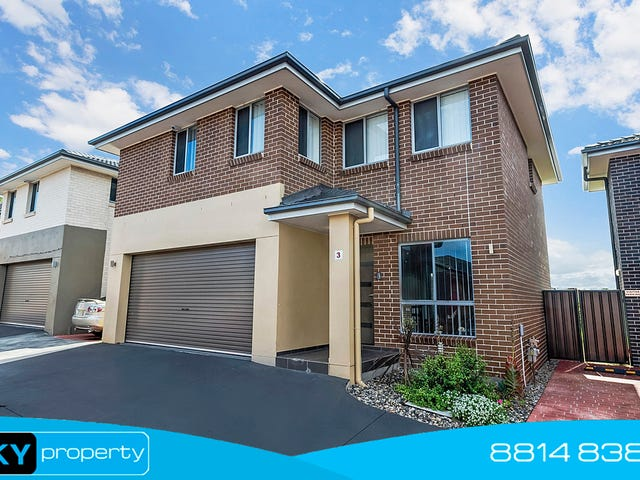 3/112 Tallagandra Drive, Quakers Hill, NSW 2763
