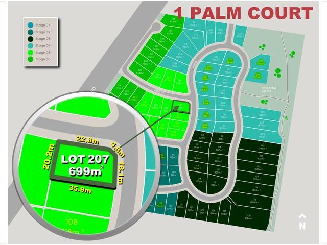 1 Palm Court, Pakenham, Vic 3810