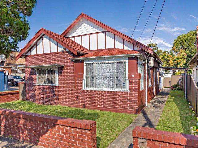 21 Earle Avenue, Ashfield, NSW 2131