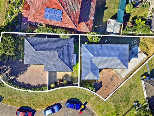 6 & 6A Flamingo Place, Pendle Hill, NSW 2145