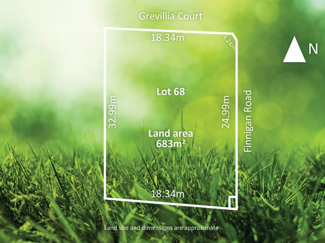 1 (Lot 68) Grevillia Court, Gisborne, Vic 3437