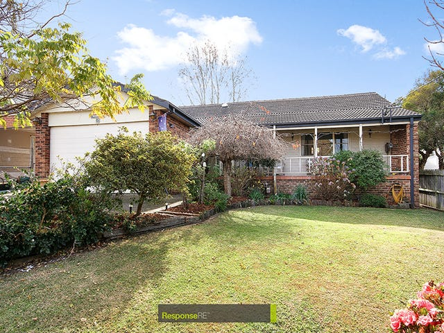 8 Graham Crescent, Baulkham Hills, NSW 2153