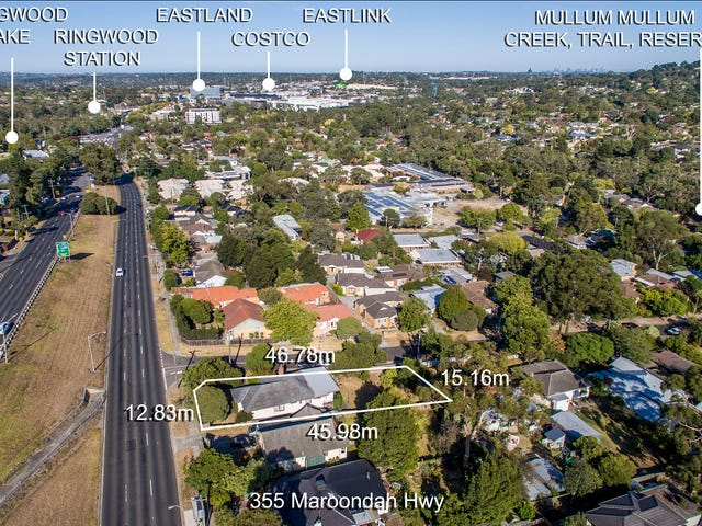 355 Maroondah Highway, Ringwood, Vic 3134