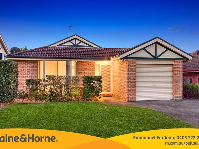 25 Phoenix Avenue, Stanhope Gardens, NSW 2768