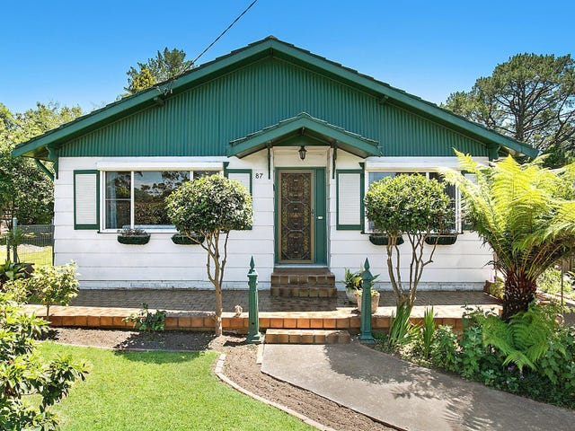87 Great Western Highway, Woodford, NSW 2778