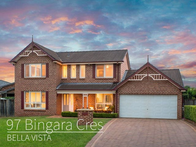 97 Bingara Cres, Bella Vista, NSW 2153