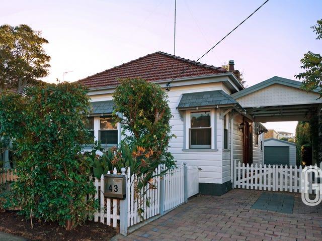 43 Selwyn Street, Merewether, NSW 2291